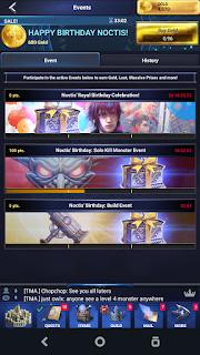 cara mendapatkan banyak gold di Final Fantasy XV: A New Empire
