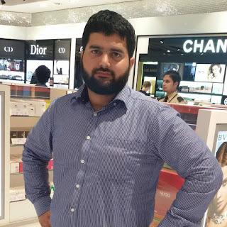 Suffi Ullah (Chief Editor of ilmiweb.com.pk)