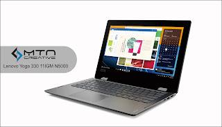 Laptop seharga 5 Jutaan Lenovo Yoga 330 11IGM N5000