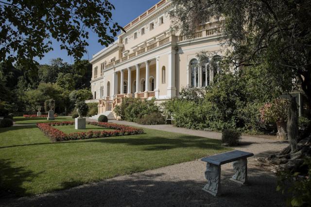 Villa Les Cèdres, Saint-Jean-Cap-Ferrat