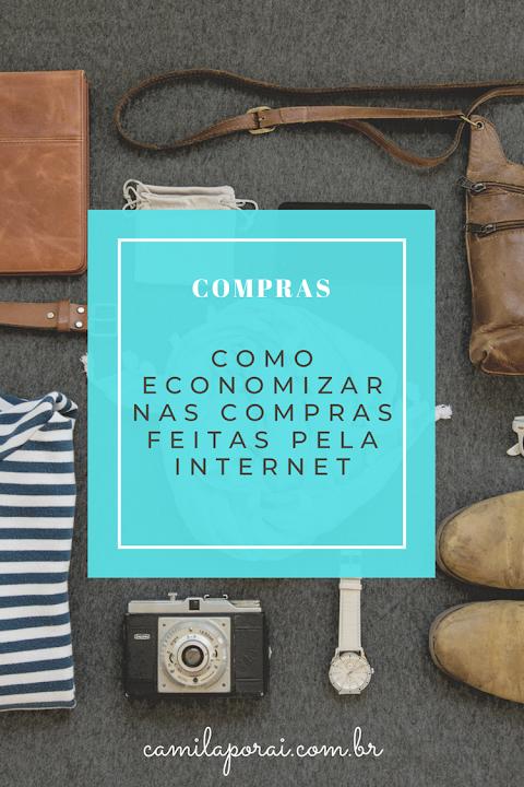Como economizar nas compras feitas pela internet