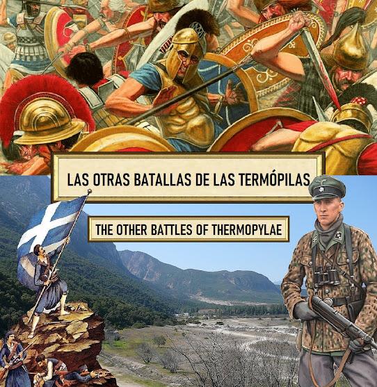 300. Batalla de las termópilas. WII.