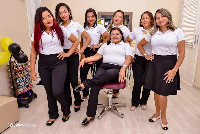 Inaugurado o Studio de Beleza Edna Santos