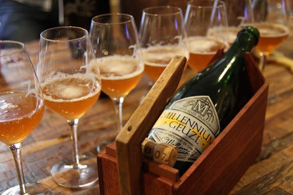เบียร์ที่แพงที่สุดในโลก Millennium Geuze 1998 (1.23 เหรียญต่อมล.)