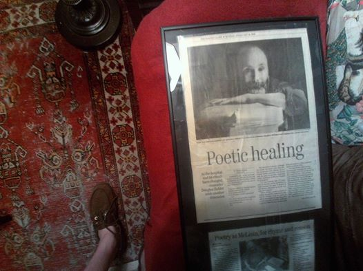The Boston Globe: Poetic Healing at McLean Hospital