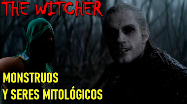 Los monstruos y seres mitológicos de THE WITCHER (1ª temporada Netflix)