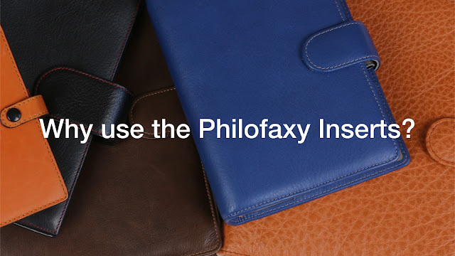 Editing & Using the Philofaxy Diary Inserts - A Practical Guide