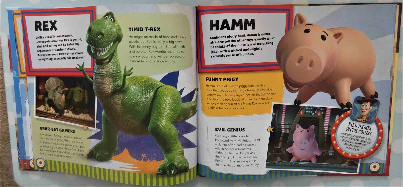 Disney Pixar Toy Story : Woody's Augmented Reality Adventure