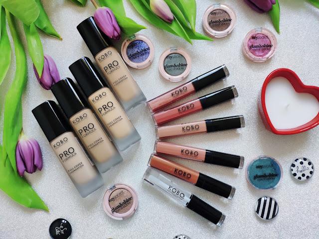 Drogeria Natura i nowości do makijażu