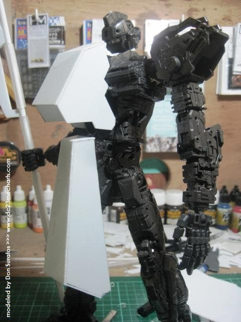 2012 Mecha Contest WIP - initial mods photo