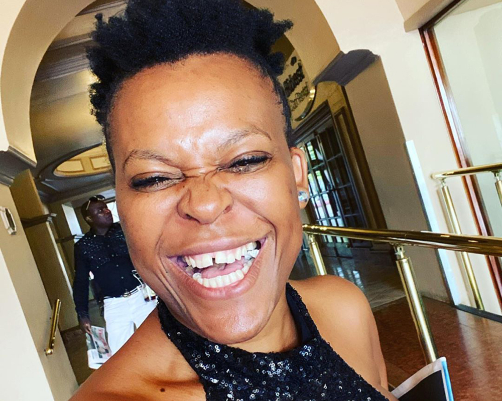 Zodwa Wabantu: I Like Them Young and If People Have A Problem They Must Go To The Police
