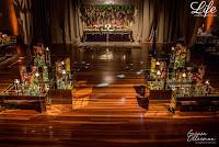 casamento na casa vetro em porto alegre com organização projeto de decoração e cerimonial de life eventos especiais decoração colorida moderna elegante e sofisticada