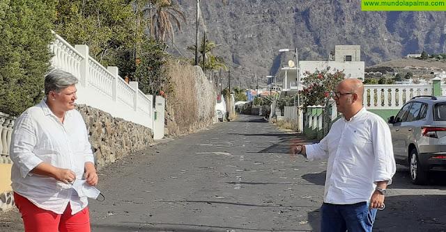 El Ayuntamiento de Los Llanos de Aridane sigue apostando por la obra pública y saca a licitación las obras de repavimentación del camino La Caldera