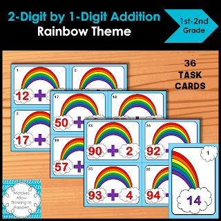 2x1 Rainbow Addtion