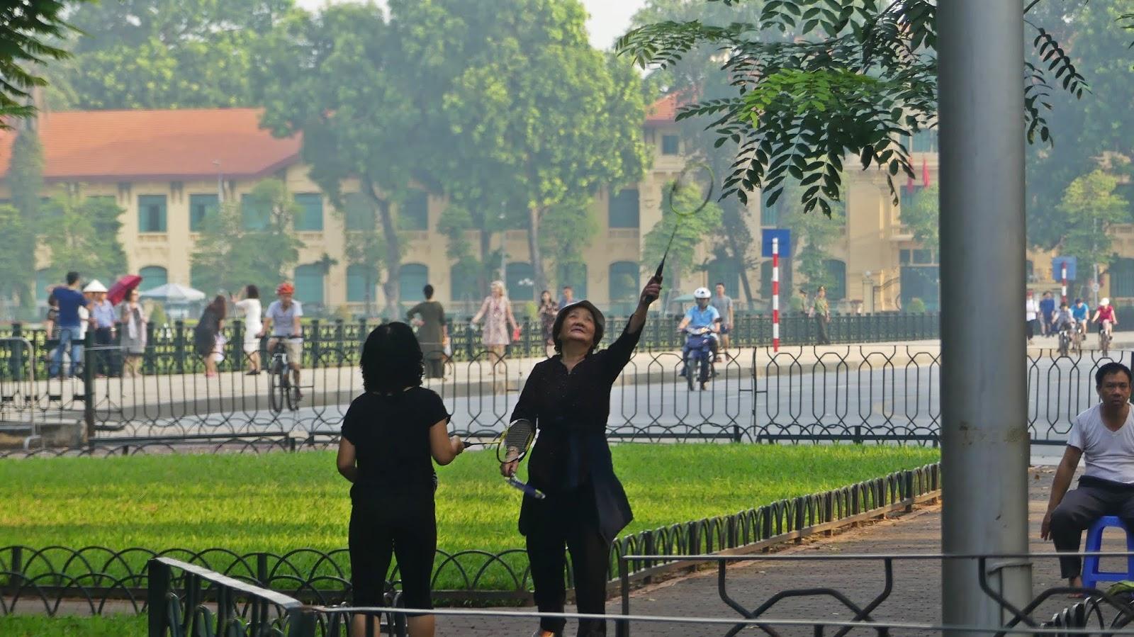 Hanoi Park Lenina