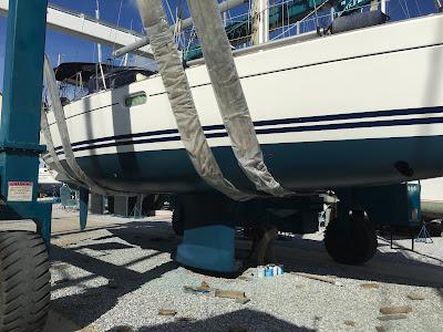Re launch of Aztec Dream Jeanneau Sun Odyssey 45 at Ram Marina Guatemala