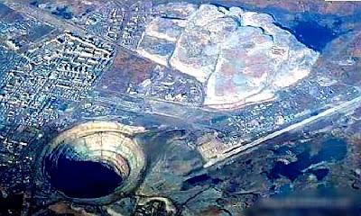 بئر برهوت، أو سجن الجن، المنطقة الأكثر رعباً في الحكايات والأساطير