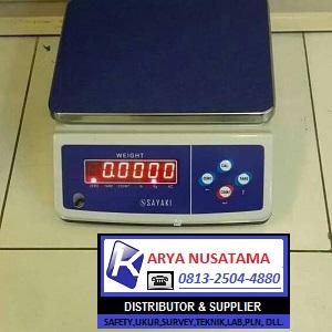 Jual Timbangan Sayaki ACS Weighing Scale 3kg di Jambi