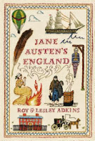 Jane Austen's England by Roy and Lesley Adkins