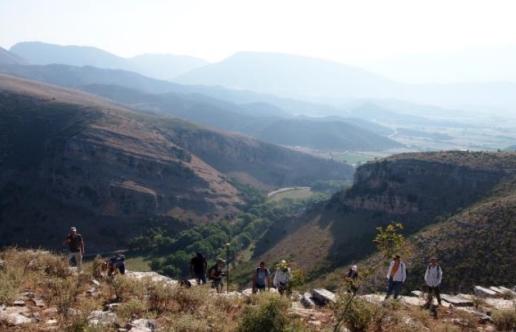Αρχαιολογική έρευνα επιφανείας στη λεκάνη του Μέσου Καλαμά Θεσπρωτίας (2011-2015)