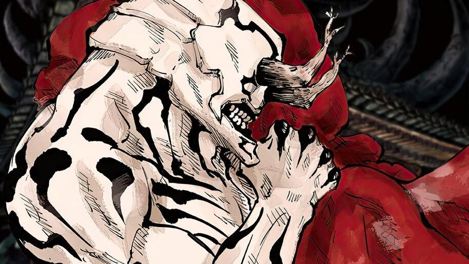 Jujutsu Kaisen, Hanami, 4K, #7.2839 Wallpaper