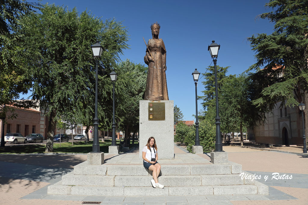 Isabel la Católica Madrigal de las Altas Torres