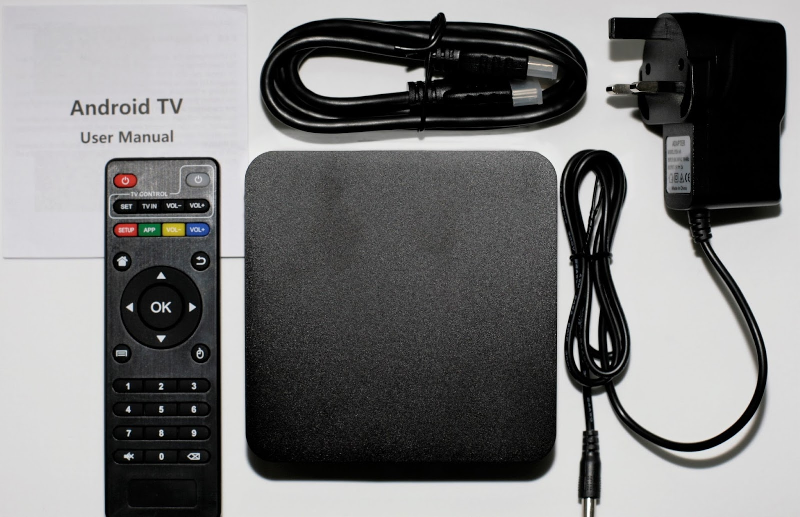 Wishpower Android TV Box MXQ Pro Review