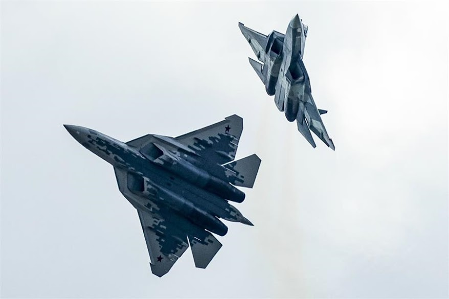 Σε ποιες αγορές στρέφεται η Άγκυρα για μαχητικό αεροσκάφος πέμπτης γενιάς