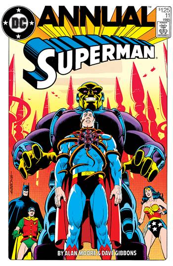 Superman: Para el hombre que tenía todo, best seller de Alan Moore