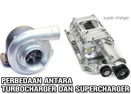 Perbedaan Supercharger Dan Turbocharger Fzmotovlog