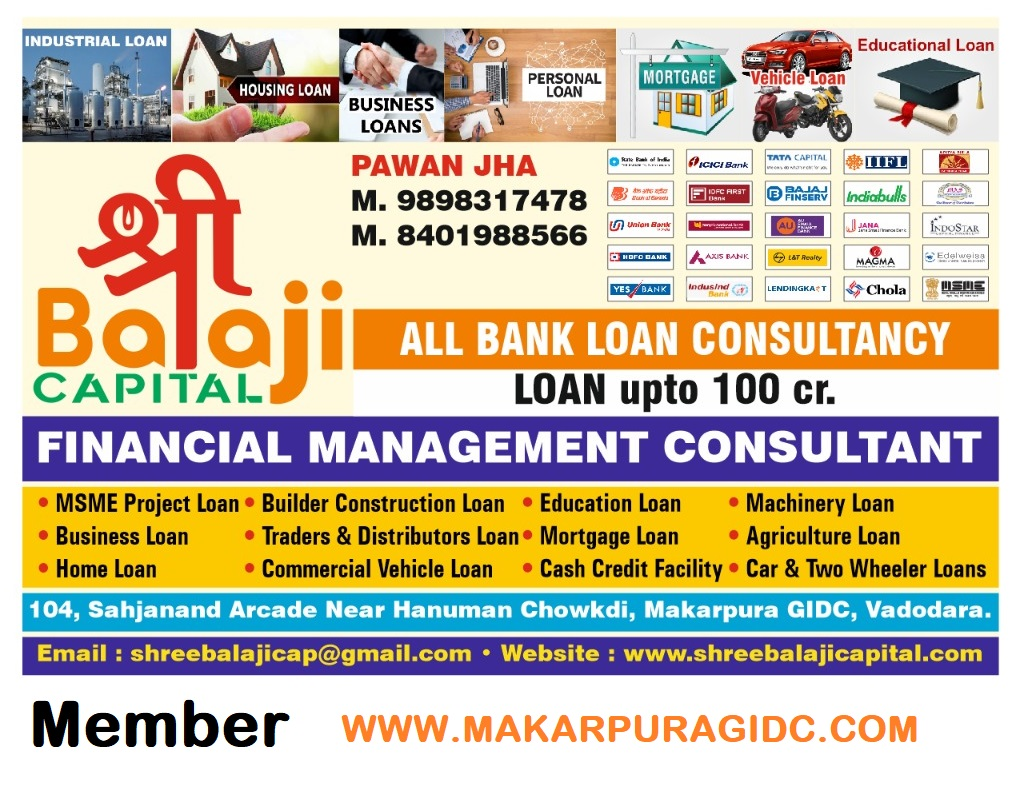 SHREE BALAJI CAPITAL - 9898317478