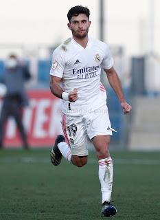 Segunda victoria de la semana. Navalcarnero 1-2 Real Madrid Castilla.