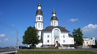 Assumption Church in Arkhangelsk - Russia