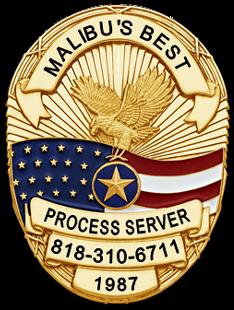 MALIBU PROCESS SERVER