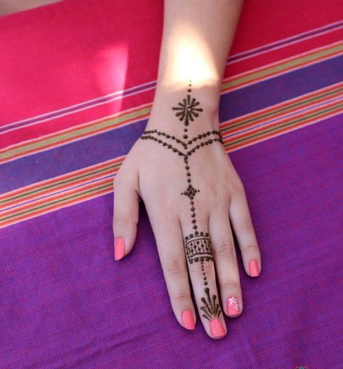 40 Creative Yet Simple Mehndi Designs For Beginners Easy Mehndi