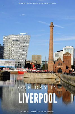 One Day in Liverpool England