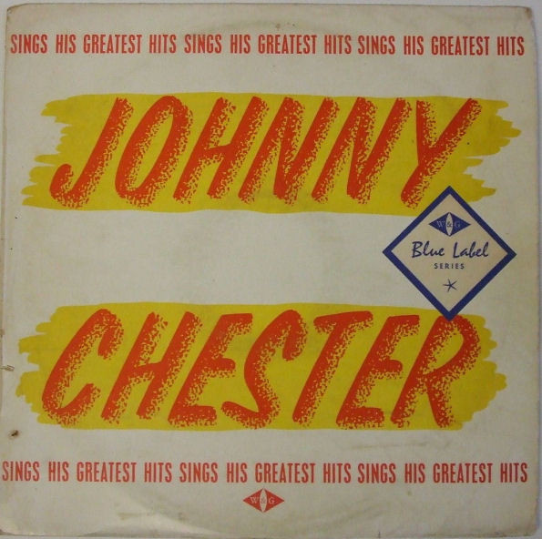 Johnny Chester And His Chessmen Your Cheatin' Heart