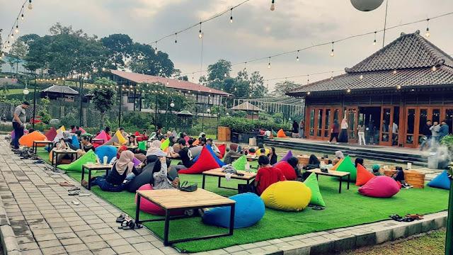 Pelangi Cafe & Resto Bogor - Fasilitas, Daftar Menu dan Lokasi