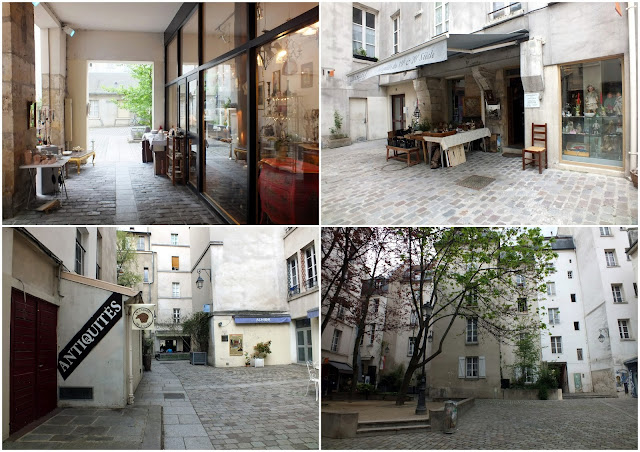 Village Saint Paul, París