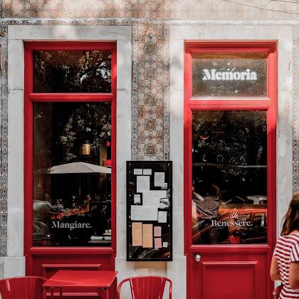 Memória, uma casa Italiana com certeza.