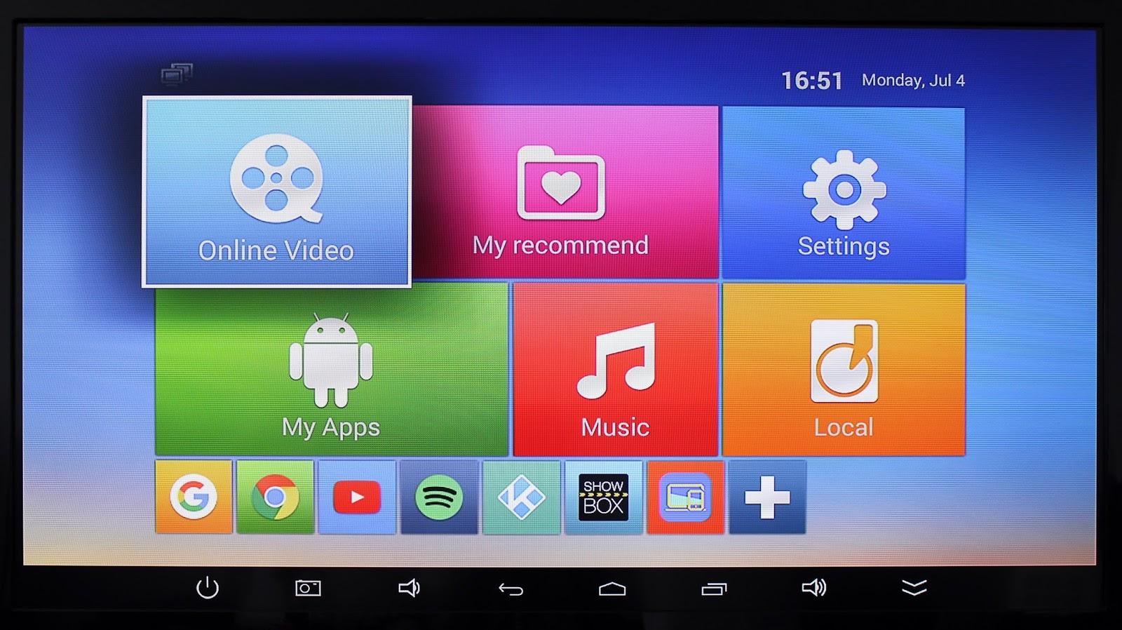 Showbox For Tablet >> A Minha Casa Digital: Análise: Box Android MX4 (RK3229, 1GB RAM, 8GB ROM, Ethernet) por Danilo Costa