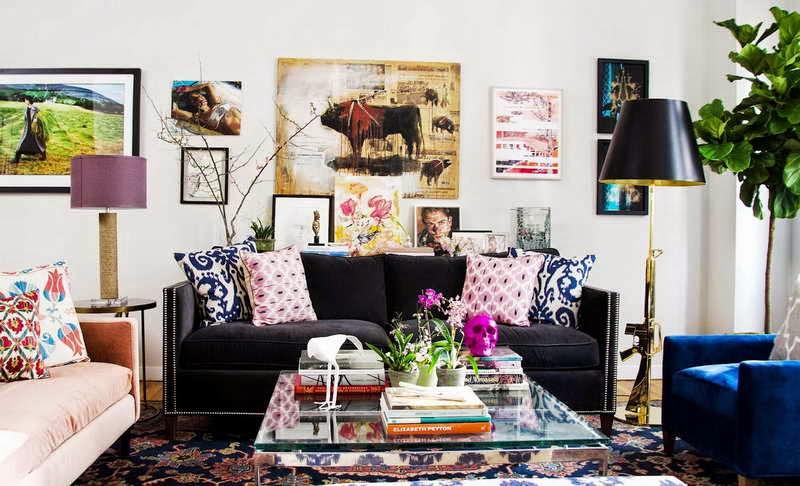 Bantal Sofa Ruang Tamu