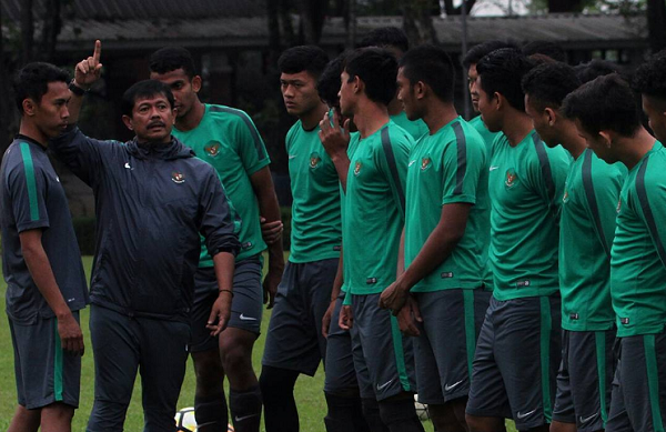 Asik, TV ini Tayangkan Aksi Timnas Indonesia U-19 di Piala AFF