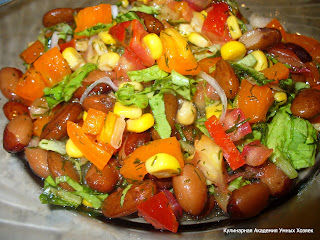 салат готовый мексиканский