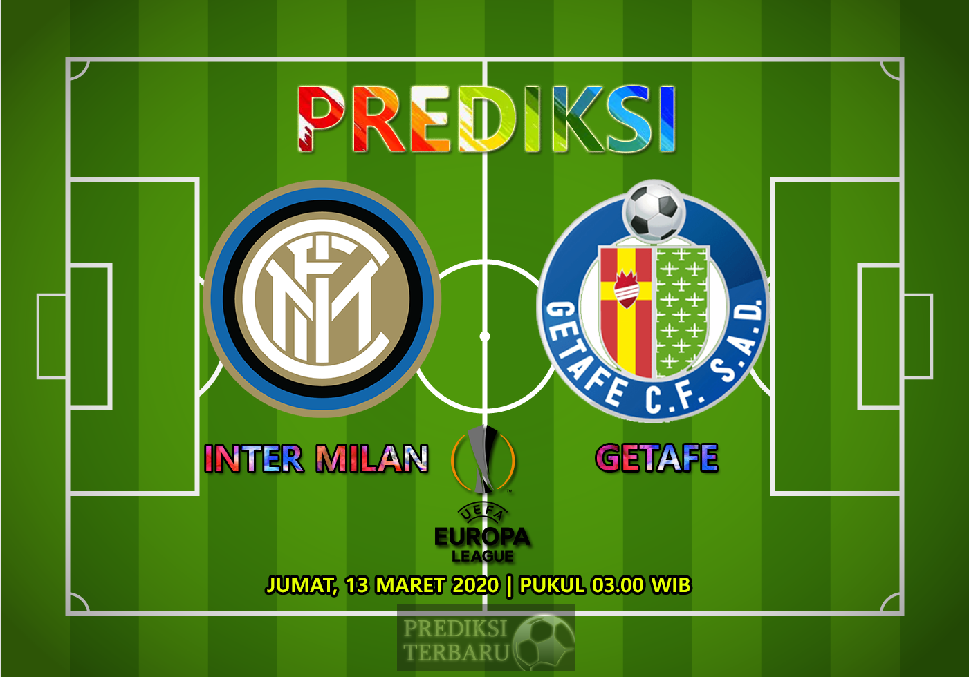 Prediksi Inter Milan Vs Getafe Jumat 13 Maret