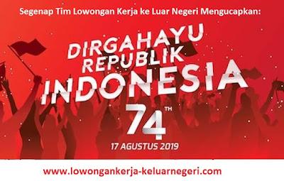 Dirgahayu 74 Tahun 17-Agustus-2019-Info hub Ali Syarief Hp. 087781958889 - 081320432002