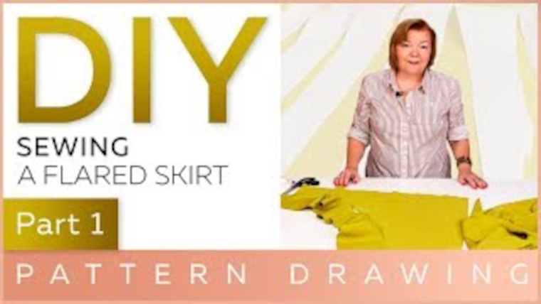 Couture et Tricot: Free video tutorials: How to draft and sew an