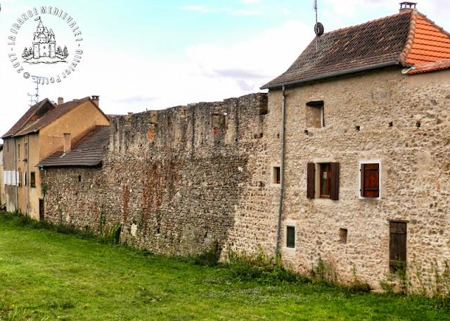 KIENTZHEIM (68) - Remparts médiévaux
