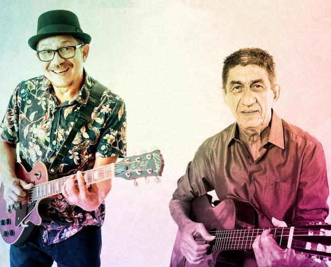 Erasmo Dibell abre parceria com Fagner em músicas feitas com a adesão de Zeca Baleiro