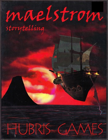 Before There Were Indie RPGs, There Was A Maelstrom